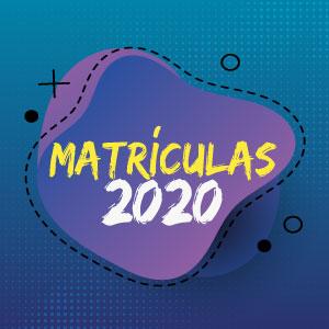 ETPC Matrículas 2020